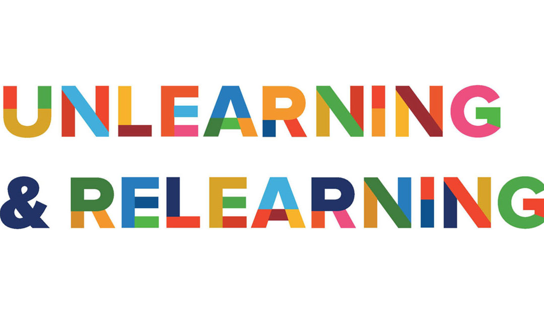 Unlearning & Relearning banner