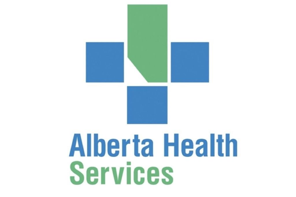 Logo for Alberta Health Services