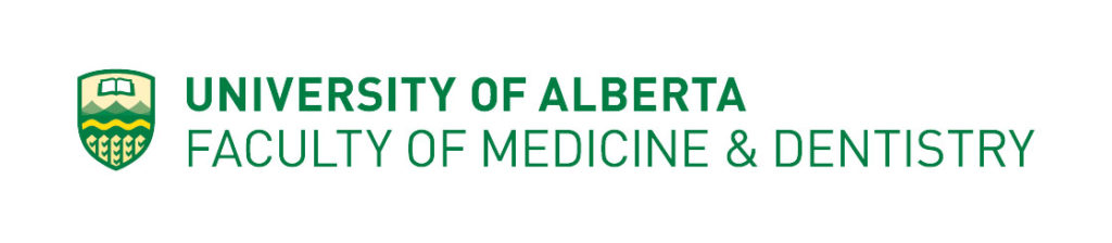 Logo for University of Alberta Faculty of Medicine and Dentistry